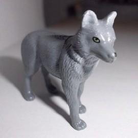 Kinder Animal Planet Loup Avec Bpz