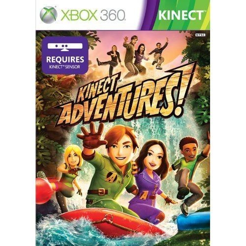 kinect adventures sur xbox 360 neuf et d 39 occasion priceminister. Black Bedroom Furniture Sets. Home Design Ideas