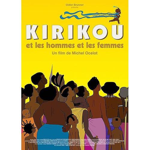 Kirikou et les hommes et les femmes dvd zone 2 - Code avantage aroma zone frais de port ...