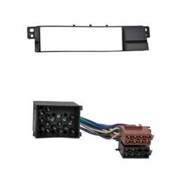 kit adaptateur autoradio bmw serie 3 e46 iso fm pas cher rakuten. Black Bedroom Furniture Sets. Home Design Ideas