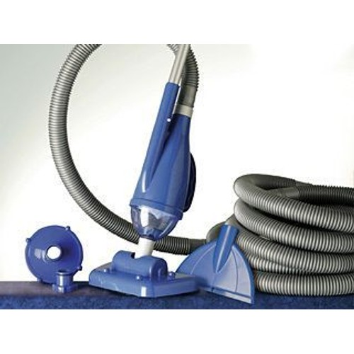 Kit aspirateur avec pr filtre starvac ultra piscine pas cher for Balai aspirateur piscine avec filtre