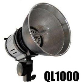 kit d 39 clairage studio photo torche lumiere continue quartz dynasun ql1000 1000w avec ventilateur. Black Bedroom Furniture Sets. Home Design Ideas