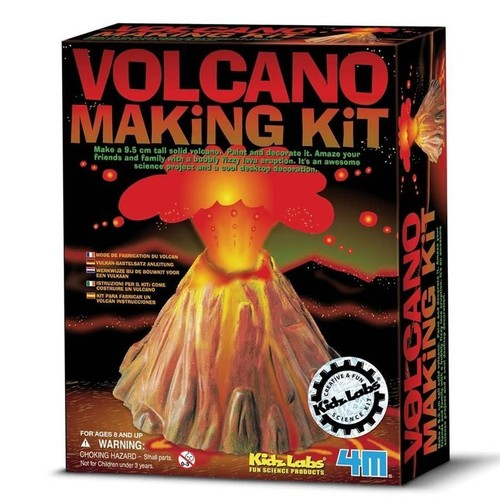 kit fabriquer un volcan eruption volcanique loisir cr atif. Black Bedroom Furniture Sets. Home Design Ideas