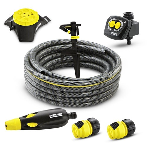 kit karcher arrosage automatique sprinklers rotatifs pas cher. Black Bedroom Furniture Sets. Home Design Ideas