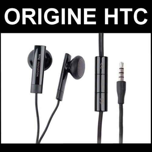 kit pieton main libre oreillette ecouteurs casque origine htc rc e160 g8 hd z hd2 hd7. Black Bedroom Furniture Sets. Home Design Ideas