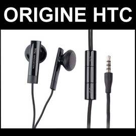 Kit Pieton Main Libre Oreillette Ecouteurs Casque Origine Htc ( Rc-E160 ) G8 / Hd Z / Hd2 / Hd7 / Google Nexus One / Hd Mini / Hero / Incredible S / Gratia / Smart / Tattoo / Legende G6 / Desire G7