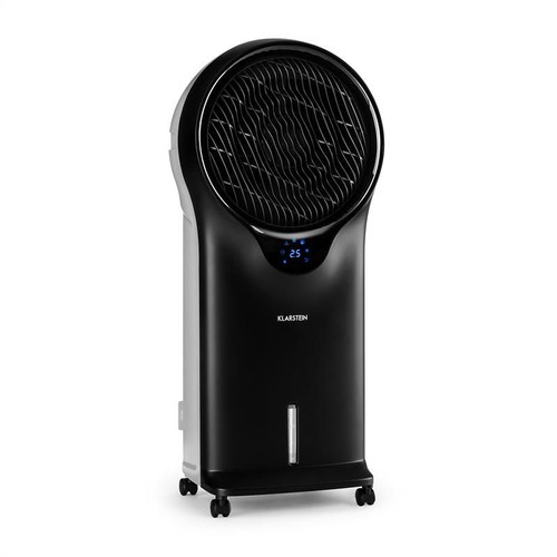 klarstein 3 en 1 ventilateur rafra chisseur humidificateur. Black Bedroom Furniture Sets. Home Design Ideas