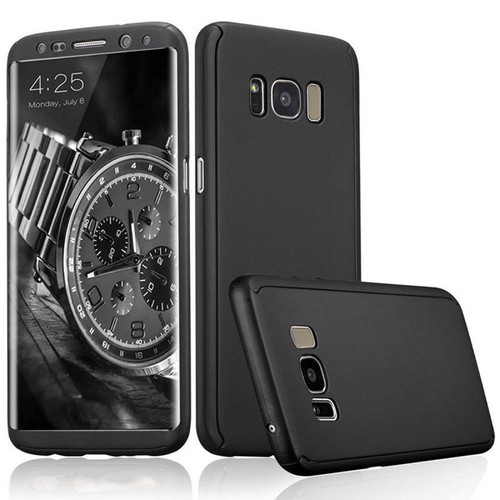 kowi coque int grale pour samsung galaxy s8 coque de protection avant et arri re 360 et film. Black Bedroom Furniture Sets. Home Design Ideas