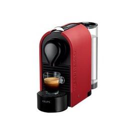 krups nespresso u soft touch yy1302fd machine caf pas. Black Bedroom Furniture Sets. Home Design Ideas