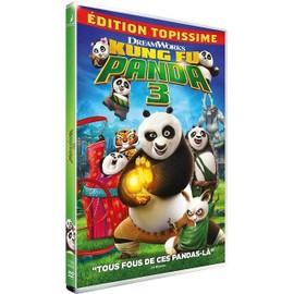 Petite annonce Kung Fu Panda 3 - Dvd + Digital Hd - Alessandro Carloni,  Jennifer Yuh Nelson - 37000 TOURS