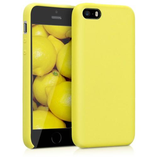 coque iphone 8 jaune pastel apple