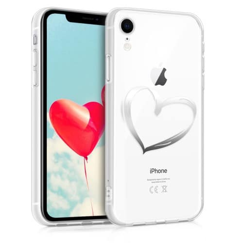 coque iphone xr transparente apple