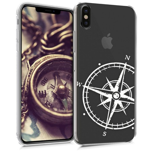 coque iphone xs max silicone blanc