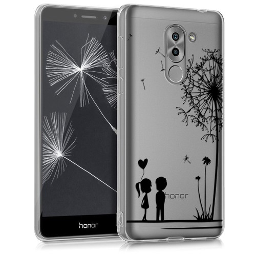 Original Coque Portefeuille Pour Huawei Honor 6x Gr5 2017 Mate 9 Lite Avec Support Cell Phones & Accessories