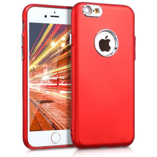 iphone 6 coque rouge apple