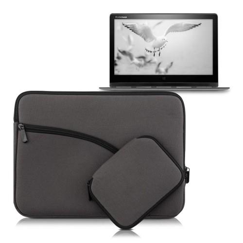 kwmobile housse pour ordinateur portable 12 5 13 13 3. Black Bedroom Furniture Sets. Home Design Ideas
