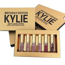 Petite annonce Kylie Jenner Kit 6 Lipstick Birthday Edition - 69000 LYON