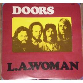 L.A. Woman - Original Uk - Rare : Pochette Invers�e !!!!... - K 42090 - The Doors