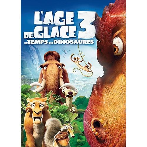 l 39 age de glace 3 le temps des dinosaures de carlos saldanha en dvd neuf et d 39 occasion sur. Black Bedroom Furniture Sets. Home Design Ideas