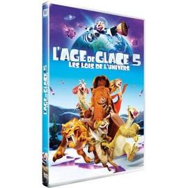 Petite annonce L'âge De Glace 5 : Les Lois De L'univers - Dvd + Digital Hd - Mike Thurmeier,  Galen T. Chu - 91000 EVRY
