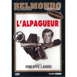 L'alpagueur - Collection Belmondo de Philippe Labro