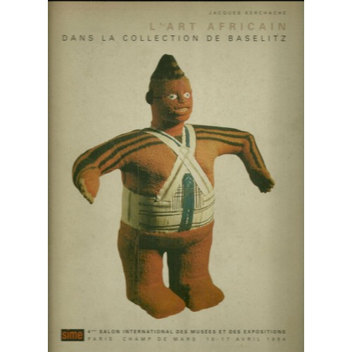 art africain jacques kerchache