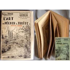 Leon Foch L-art-de-pecher-la-truite-de-leon-foch-909638116_ML