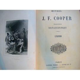 L'espion - J.F. Cooper - Traduction Defauconpret de cooper