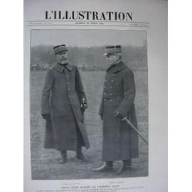 L'illustration N� 3759 Du 20/03/1915 Argonne Leaumont Dinant-S-Meuse