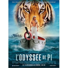 The world is your oyster blog archive the life of pi for Life of pi tiger name