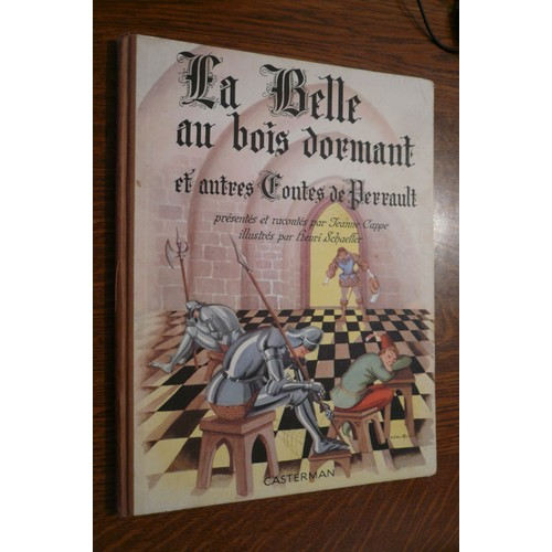 La Belle Au Bois Dormant Et Autres Contes De Perrault  ~ La Belle Au Bois Dormant De Perrault