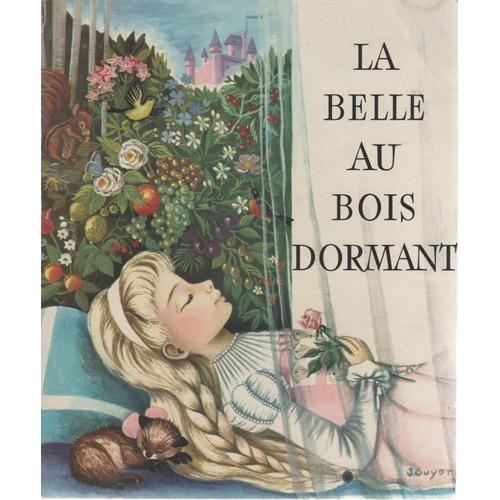 La Belle Au Bois Dormant Illustrations De Jacqueline Guyot de Charles  ~ Illustration La Belle Au Bois Dormant