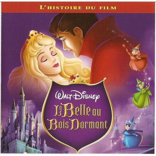 La Belle Au Bois Dormant  Lhistoire Du Film  Walt Disney CD Album ~ Film Complet La Belle Au Bois Dormant