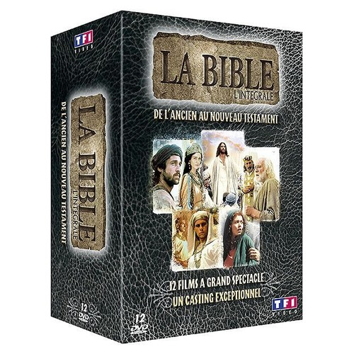 la bible coffret l 39 ancien testament le nouveau testament l 39 apocalypse pack de roger. Black Bedroom Furniture Sets. Home Design Ideas