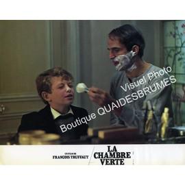 La Chambre Verte : Photo Du0027exploitation Cinématographique   Format 21x27 Cm    De Et Avec François Truffaut, ...