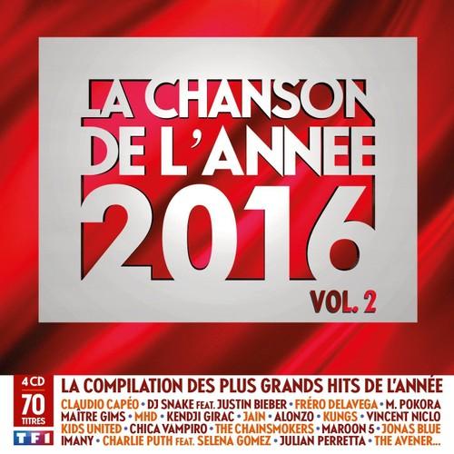 La Chanson De L Annee 2016 Vol 2: CD Album