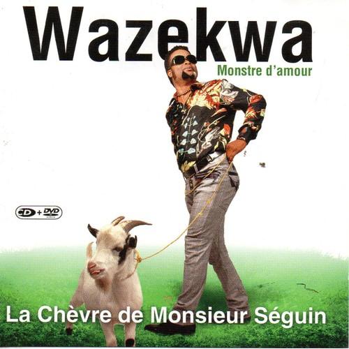 La Chevre De Monsieur Seguin - Wazekwa  Cd Album
