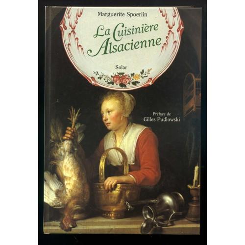 cuisinire alsacienne