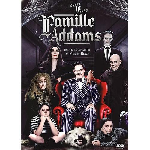 La Famille Addams de Barry Sonnenfeld - DVD Zone 2 - Priceminister - Rakuten