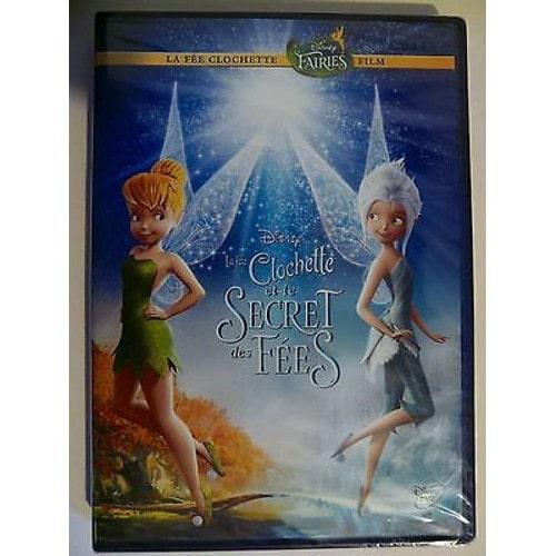 La f e clochette et le secret des f es dvd zone 2 - La fee clochette et le secret des fees ...