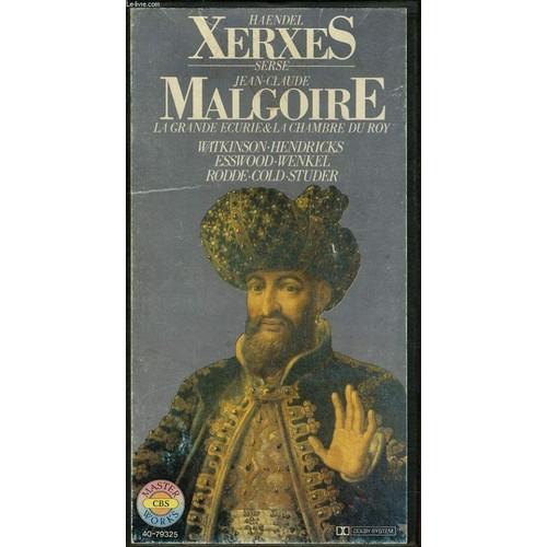 La grande ecurie la chambre du roy de haendel xerxes - La chambre des officiers analyse du livre ...