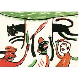 La Grande Panthère Noire la grande panthère noire, par mireille vautier (enfants) - rakuten