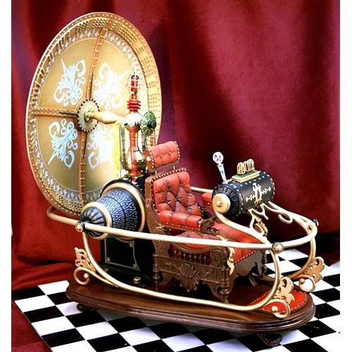 La machine explorer le temps lunar model time machine - Reduction temps l frais de port gratuit ...