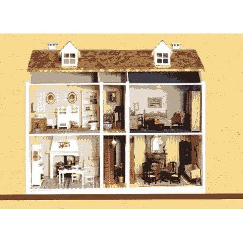 la maison de poup e construire delprado neuf et d 39 occasion. Black Bedroom Furniture Sets. Home Design Ideas