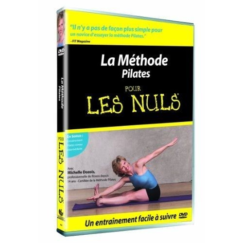 la m thode pilates pour les nuls en dvd neuf et d 39 occasion sur priceminister. Black Bedroom Furniture Sets. Home Design Ideas