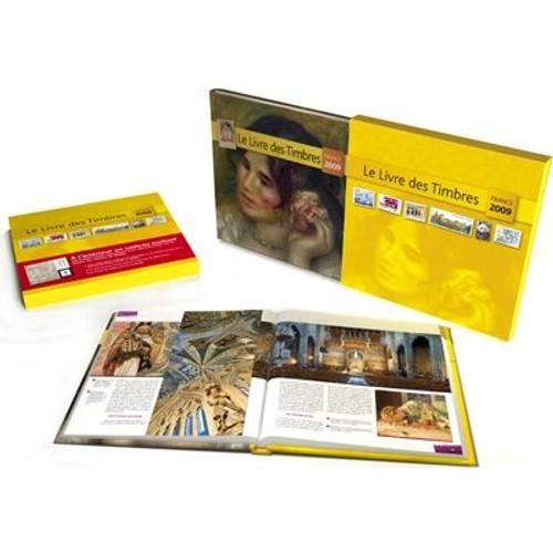 le livre des timbres 2009 de la poste la poste priceminister