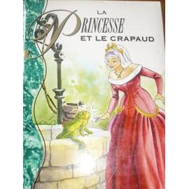 Les livres de notre enfance La-princesse-et-le-crapaud-de-les-freres-grimm-livre-864923582_ML