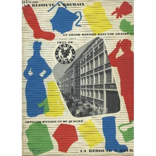 la redoute roubaix catalogue automne hiver 1955. Black Bedroom Furniture Sets. Home Design Ideas