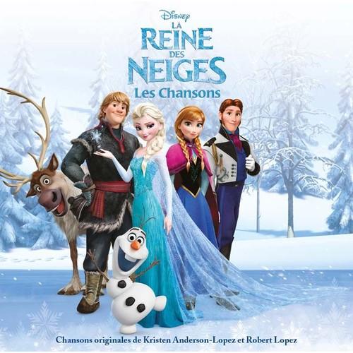 La reine des neiges les chansons collectif cd album - Telecharger chanson reine des neiges ...