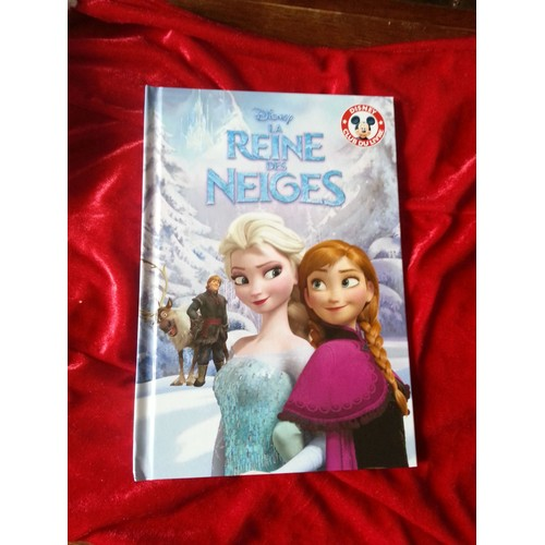 La reine des neiges livre achat vente neuf occasion - La reine des neiges walt disney ...
